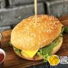 Бургер с курицей / Chicken Burger Granat