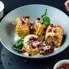 Жареный качан с сырным соусом Grill Pub Bitok