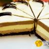Торт Три шоколада Счастье