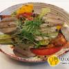 Салат из запеченных овощей и грилированной вырезки Sorrento
