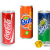 Coca Cola, Fanta, Sprite (0,33 л) TIM YAM