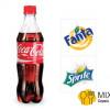 Кока-кола (Фанта, Спрайт) 0,5 Счастье