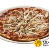 Пицца колбаса-грибы Наше кафе