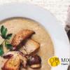 Крем-суп грибной / Mushroom cream soup Granat