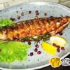 Скумбрия / Grilled Mackerel Granat