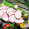 Панчетта. Высшего сорта Їж ковбаски (колбасная продукция)