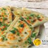 Кутаб с сыром и зеленью / Kutab with cheese and herbs Granat