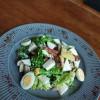 Салат из нежной куриной грудки с ананасом Pahlava