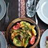 Раскаленная сковорода с телятиной Pahlava
