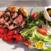 Тёплый салат с говядиной GRILL PUB