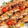 Шашлык из куриного филе / Grilled chicken fillet Granat