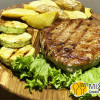 Стейк со свинины / Pork steak Granat