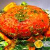 Запеченный томат по-тоскански фаршированный итальянскими сырами Sorrento