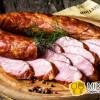 Колбаса Украинская с чесноком. Высшего сорта Їж ковбаски (колбасная продукция)