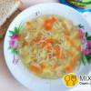 Суп с вермишелью Наше кафе