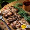 Шашлик яловичина Хінкальня