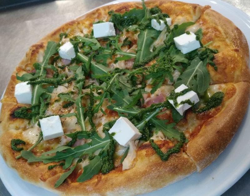 Панчета VERONA Pizza&Grill