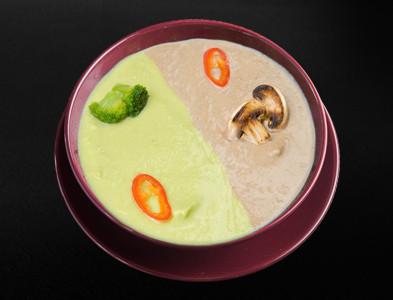 Грибний крем-суп GRILL PUB
